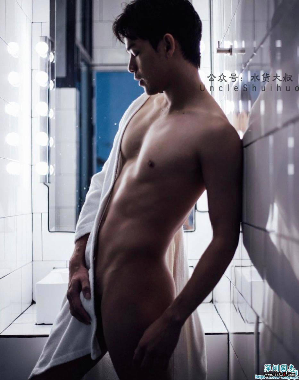 诱惑男体NickY