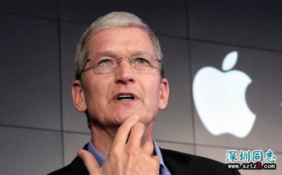 苹果CEO库克谴责特朗普 向夏洛茨维尔捐赠200万美元