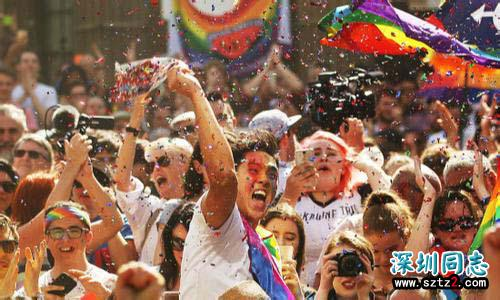 澳国婚姻法公投结果倾向同性婚姻 教会领袖提出国会应尊重不同婚姻观点