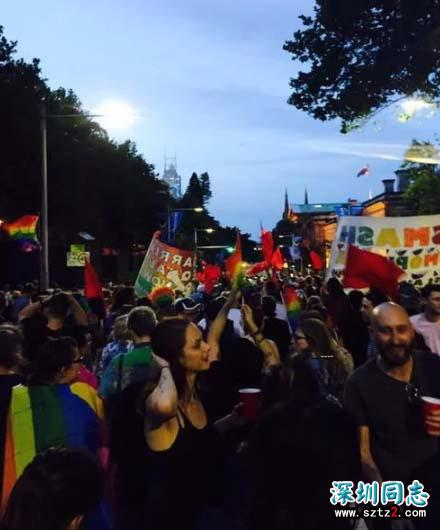 """澳大利亚的民调通过了同性婚姻,可这不会影响我做 """"单身狗"""""""