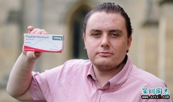 男子声称止疼药使他变成了同性恋 甩了女朋友